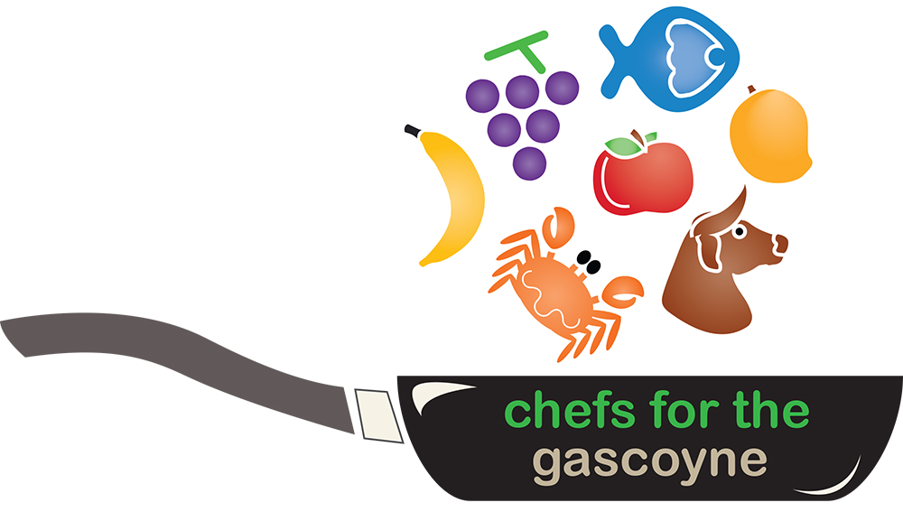 Chefs for the Gascoyne logo