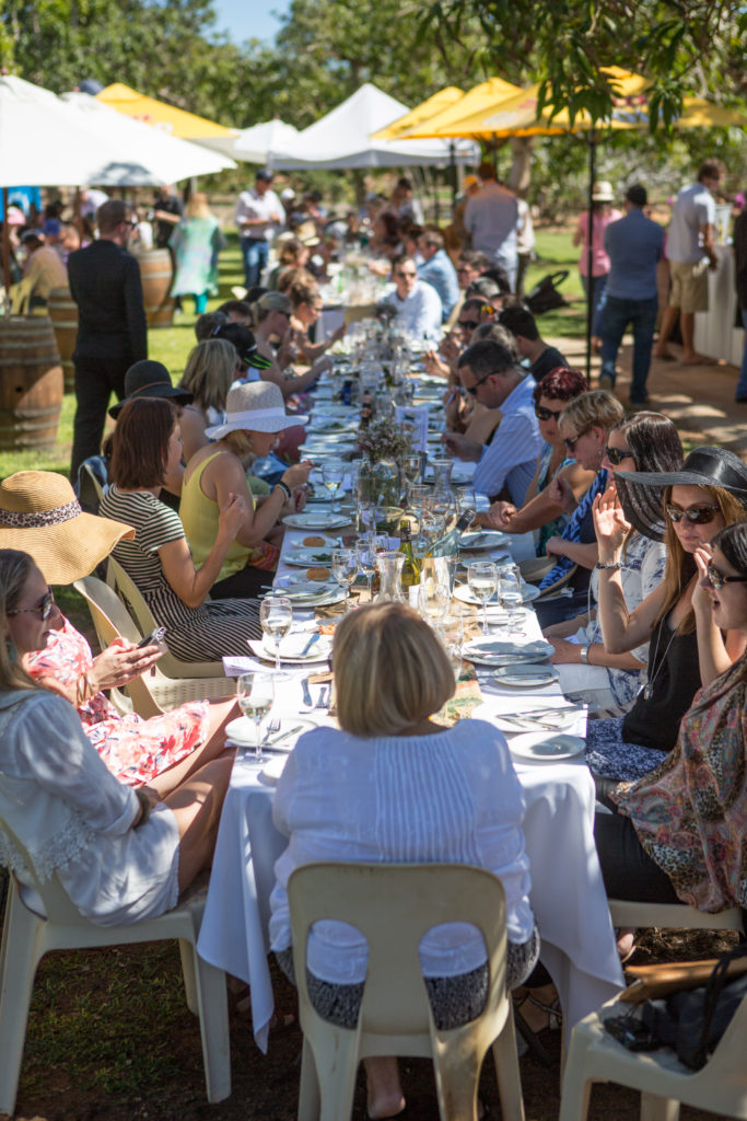 Long Table Lunch 2015